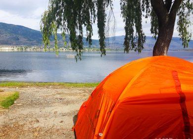 A camping trip to Osoyoos, BC