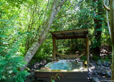 T'Sek / Skookumchuck Hot Springs