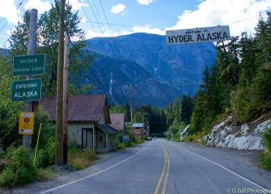 Hyder: The Friendliest Ghost Town in Alaska