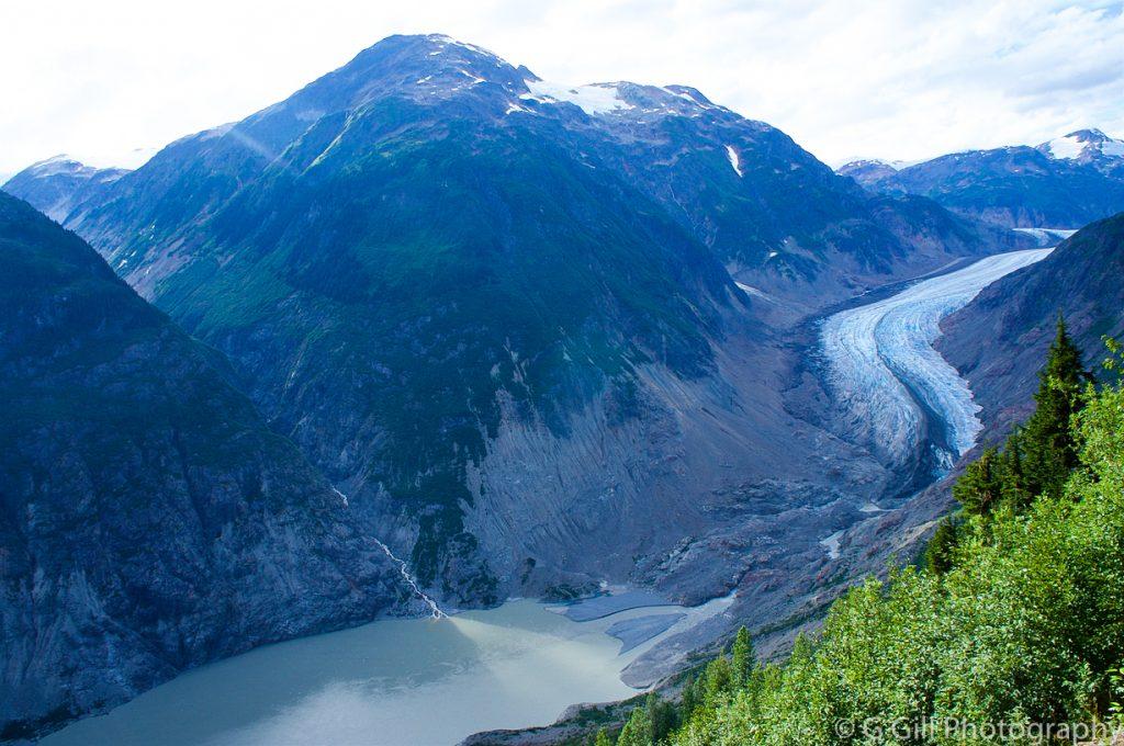 Salmon Glacier Toe
