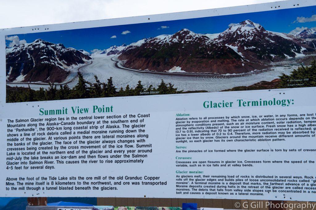 Summit view point
