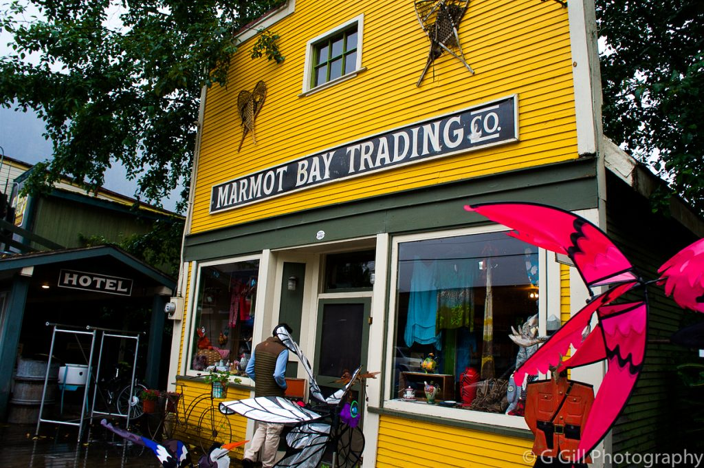 Marmot Bay Trading Co