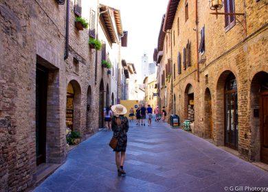 San Gimignano: A Tuscan Town