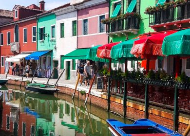 Burano: The colorful Island of Lace
