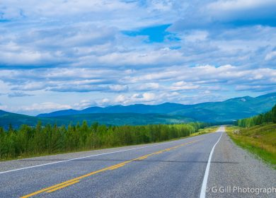 Vancouver to Whitehorse via Alaska Highway