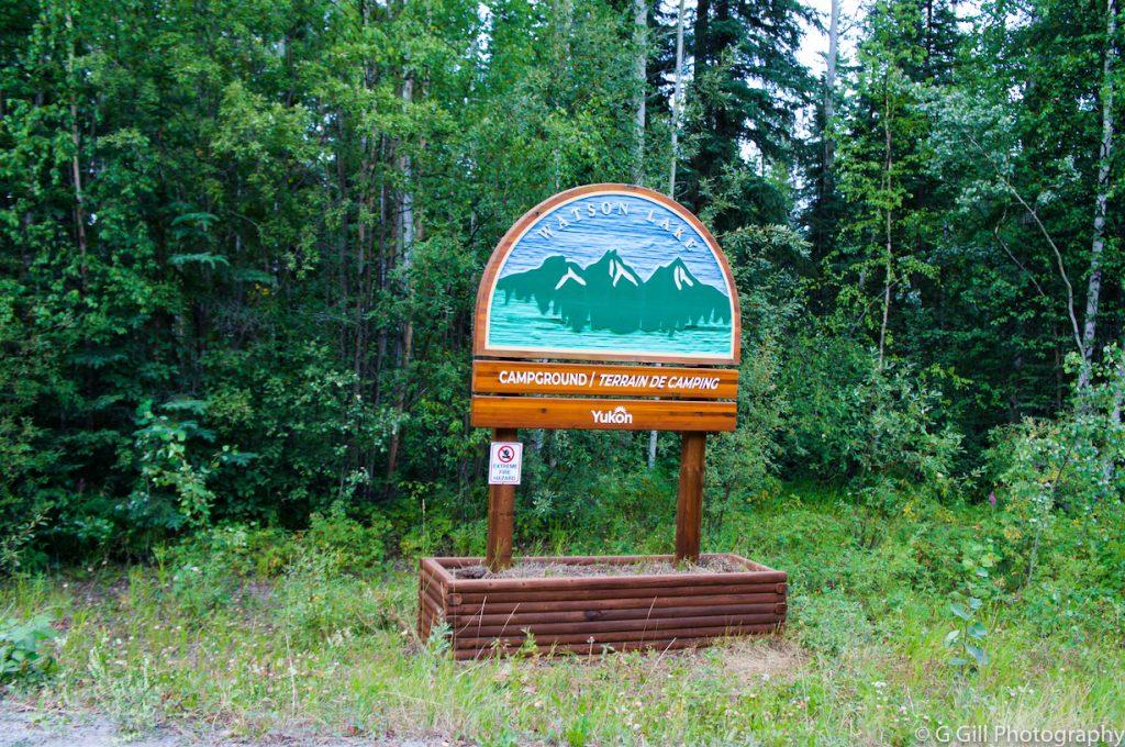 Watson Lake Campground