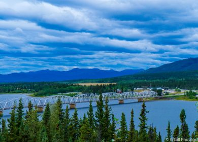 The Village of Teslin, Yukon
