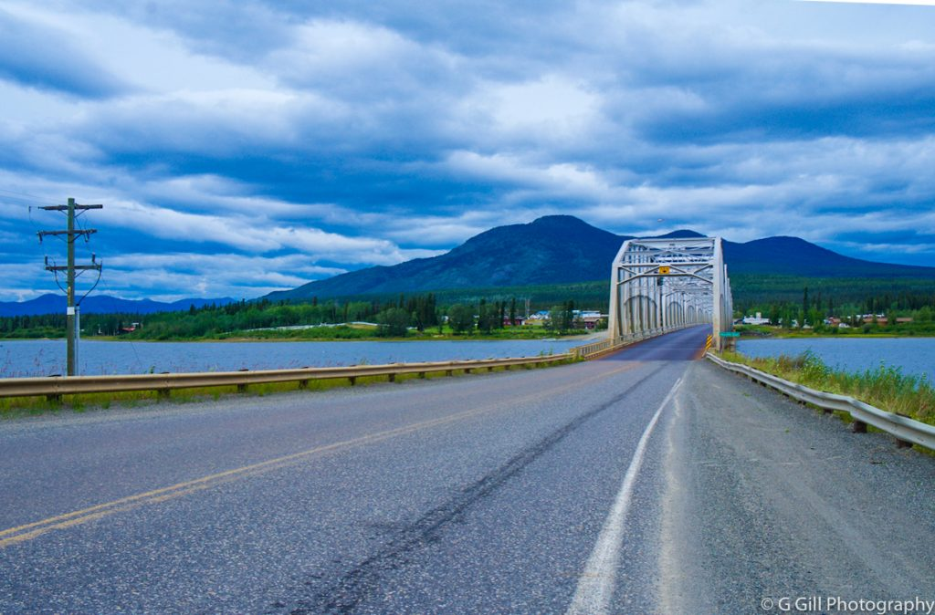 Teslin Bridge