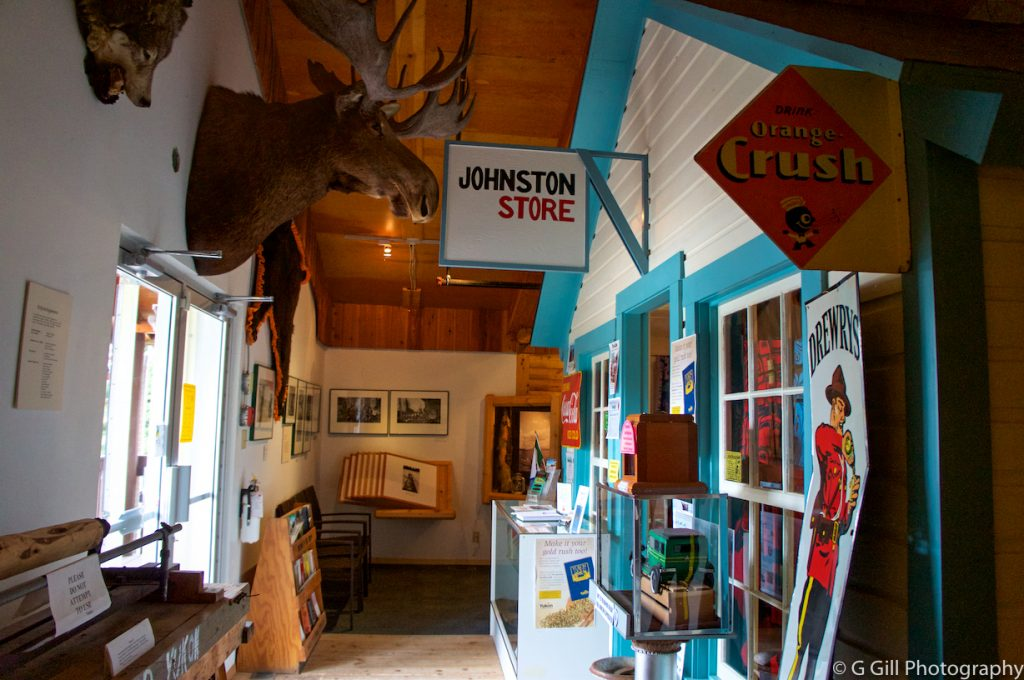 Johnston Museum Teslin
