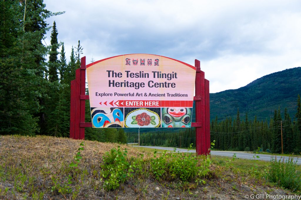 The Teslin Tlingit Heritage Centre