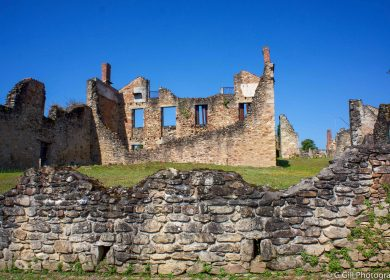 Oradour-Sur-Glane: The Village of Martyrs