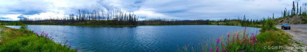 Wheeler Lake Panorama